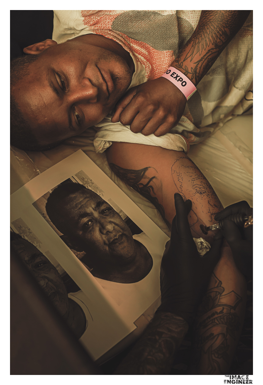 tattoos van mense
