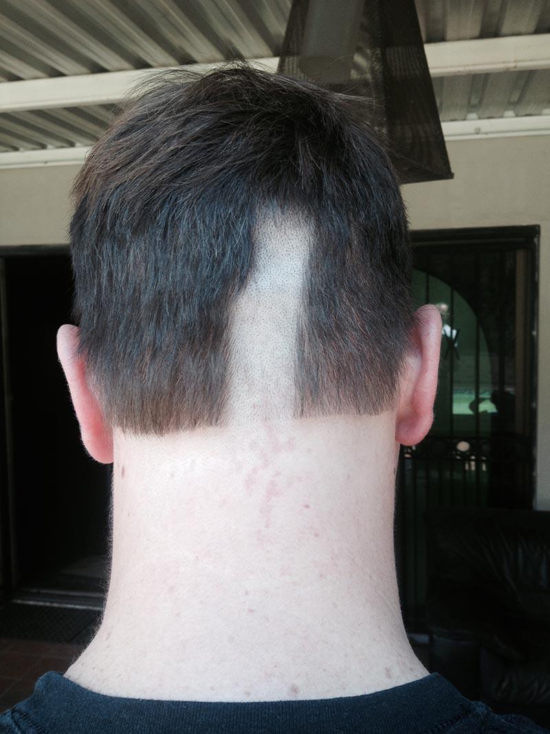 kak haarstyl