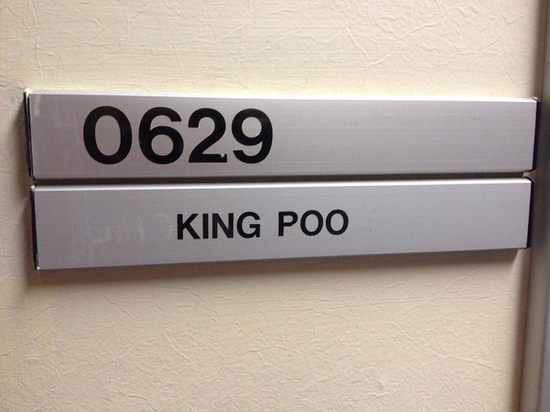 king poo