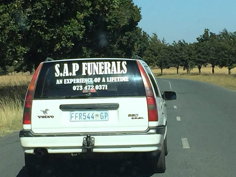 sap funerals chris