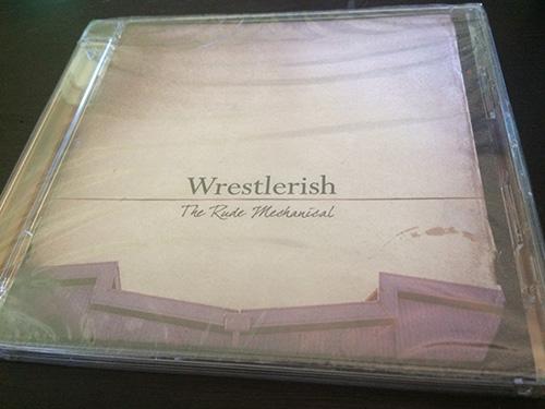 wrestlerish